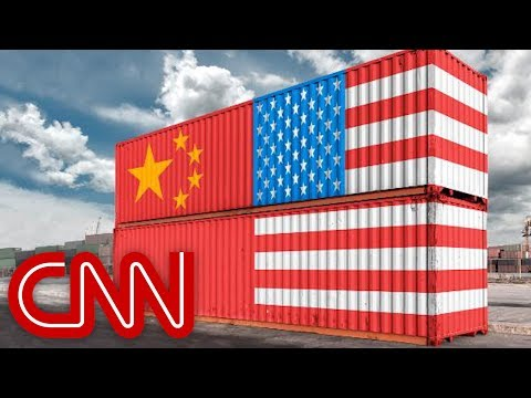 China retaliates against US tariffs