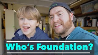 Who's Foundation are we living from? | Lets learn and Build!
