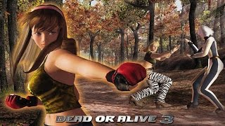 Dead or Alive 3 - All Endings (HD)