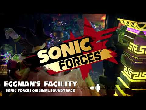 Sonic Forces OST - Eggman's Facility (Custom Loop/Extended)