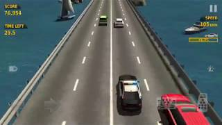 Traffic Racer (police chase mode) gameplay screenshot 2