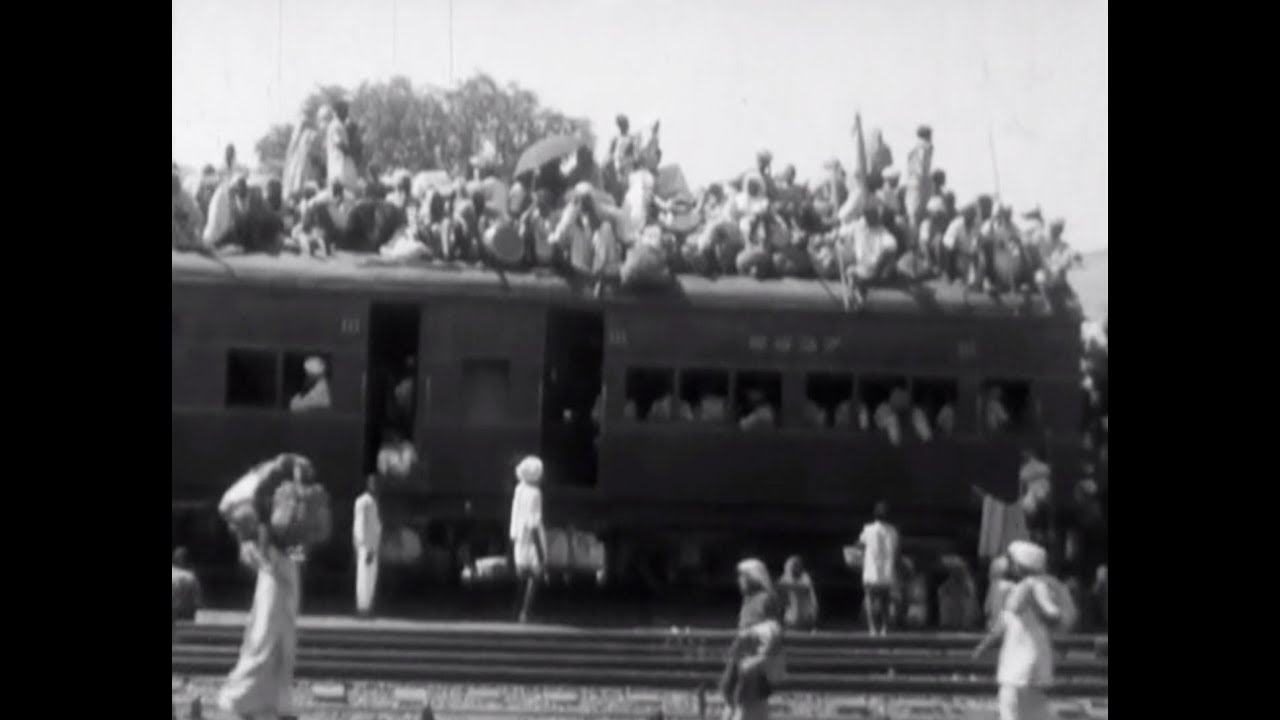 Lahore - Refugees from India (1947)