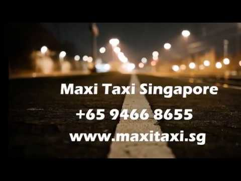 Book online Maxi Taxi 7 Seater