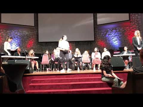 Sheridan Hills Christian School Corrie ten Boom Namesake 2019