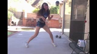 "Freestyle Dance ""Middle"" Zedd"