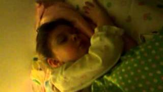 5 y/o snoring due to enlarged adenoids & tonsils