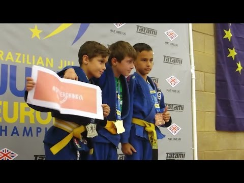 BJJ Junior European Championship 2016