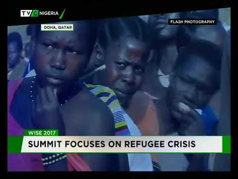 Wise 2017   Focuses on Refugee Crisis