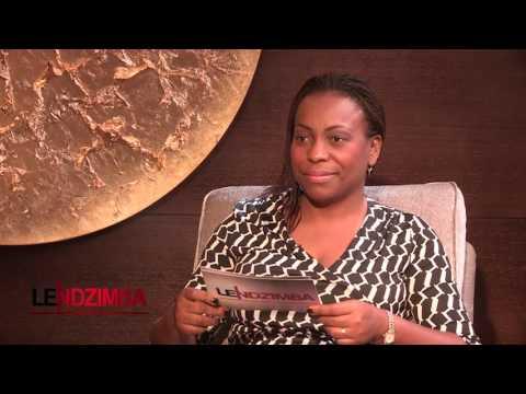 Le Nzimba n°18 avec Denise MEKAMNE, Ministre de l'Enseignement Supérieur