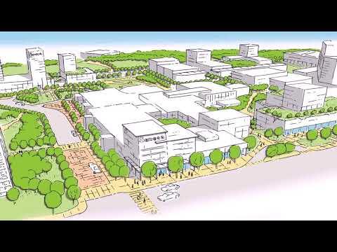 Landscape Design Of University Campus