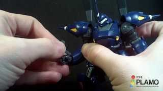1/144 HGBF Kampfer Amazing Review