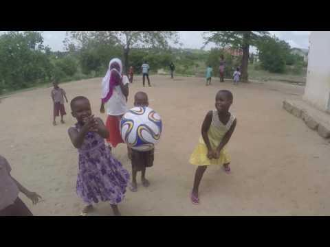 Art In Tanzania: Tumaini Nursery School