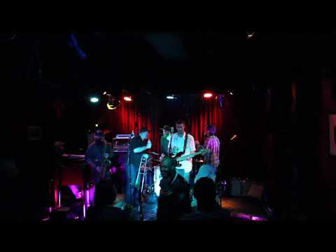 LIGHT the Band @ The Boom Boom Room 2018-01-04