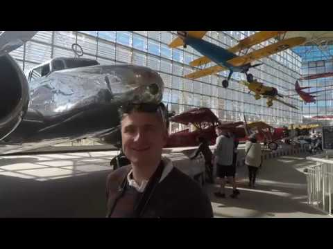 Museum of Flight at Boeing Field Seattle