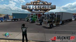 Saturday Night Trucking (Silent Squad Inc.) | American Truck Simulator