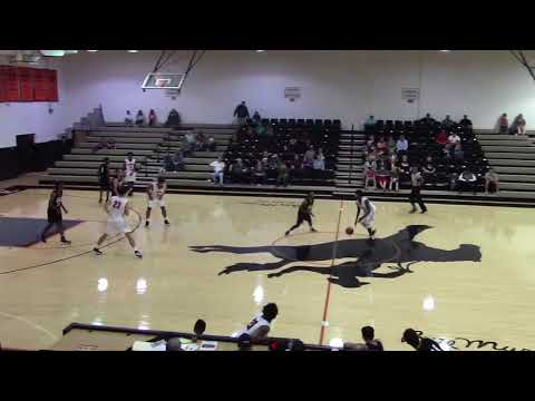 Part 2-  SCU EAGLES JV MBB vs. Connors State College NJCAA 1
