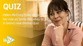 Helen McCrory Tells Us About Playing Sonia Woodley QC!