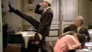 Don't Mention the War! - Fawlty Towers - BBC thumbnail