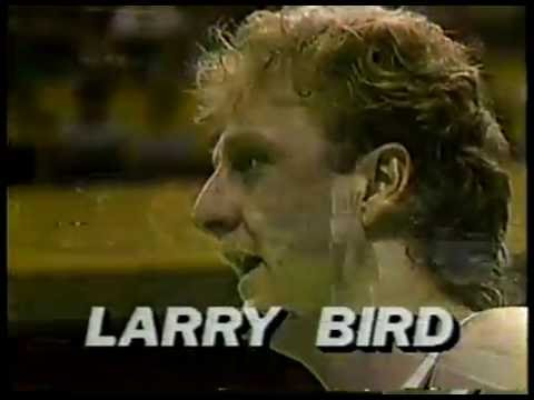 NBA - 1986 Finals - Boston Celtics VS Houston Rockets - Game 2  imasportsphile.com