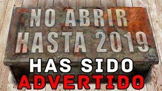 10 ATERRADORAS CÁPSULAS DEL TIEMPO DEL PASADO