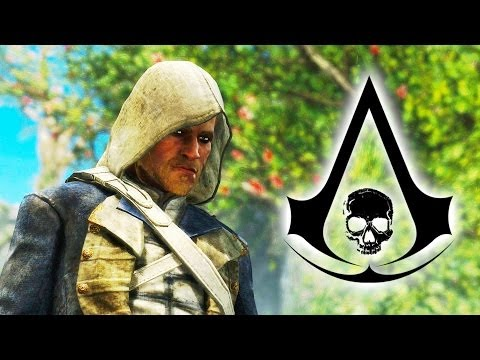 ASSASSIN'S CREED IV: BLACK FLAG #1 - O INÍCIO!!! (Dublado e