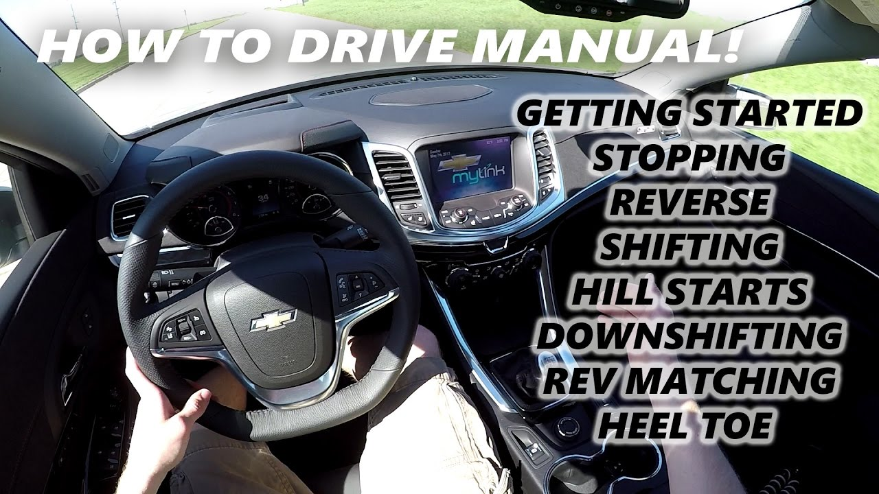 How To Drive A Stick Shift - The Basics To Advanced Techniques