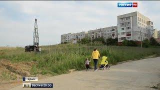 В Керчи построят микрорайон для переселенных из зоны строительства Крымского моста