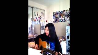 Cover of TaeYang - Eyes, Nose, Lips COVER 태양  눈,코,입 Acoustic Guitar