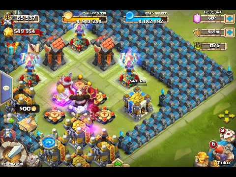 Castle Clash New Hero 'Valentina'