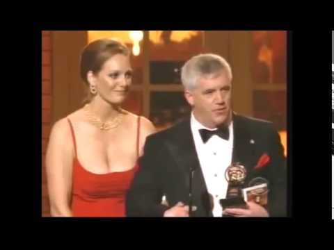 Gregory Jbara wins 2009 Tony Award for Best Featured Actor in a Musical