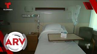 Coronavirus: Revelan las medidas de precaución tomadas en cuartos de aislamiento | Telemundo