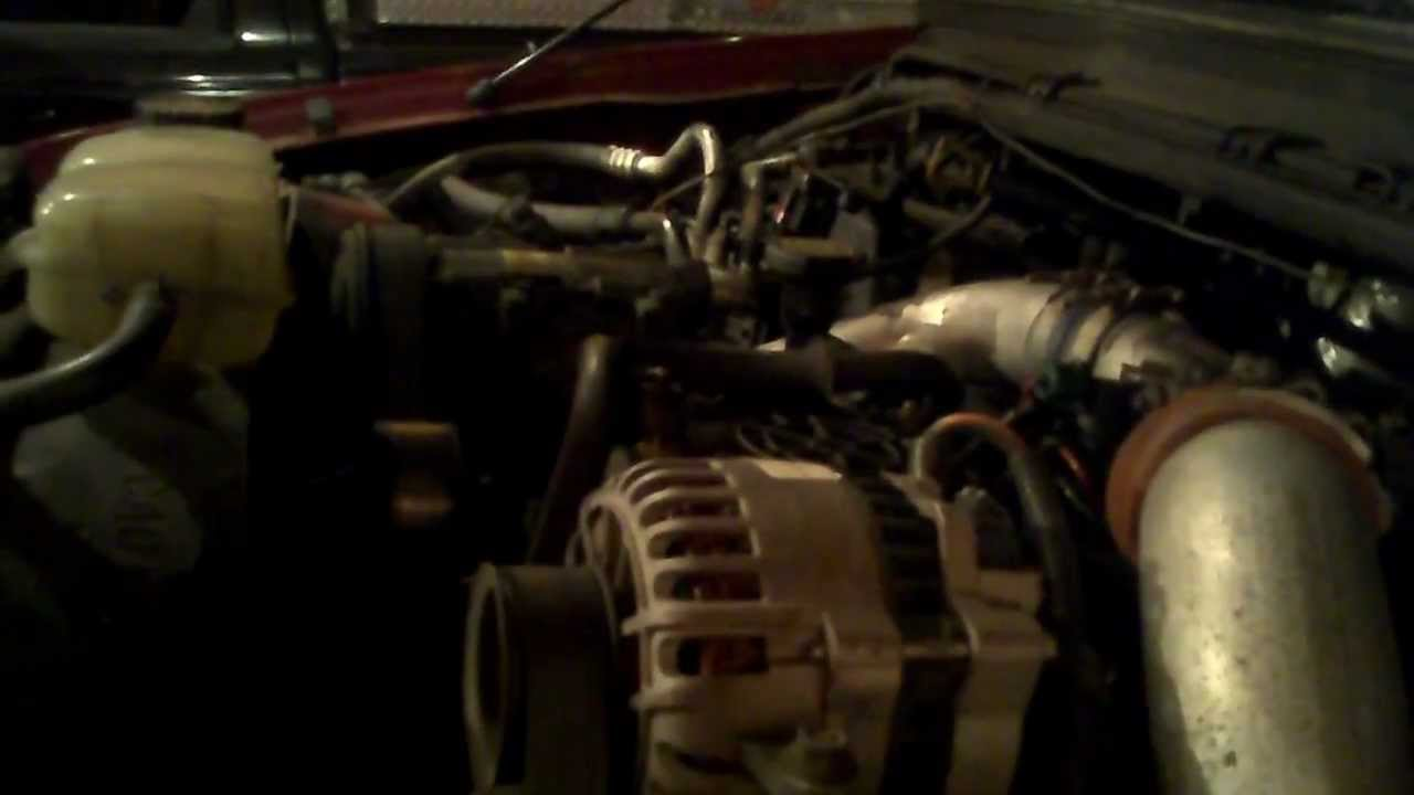 73 Diesel Rough Idle Youtube Ford 7 3 Turbo Fuel Filter Location
