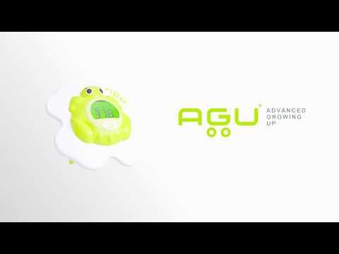AGU Термометър за вана Froggy #yflip5urFcc