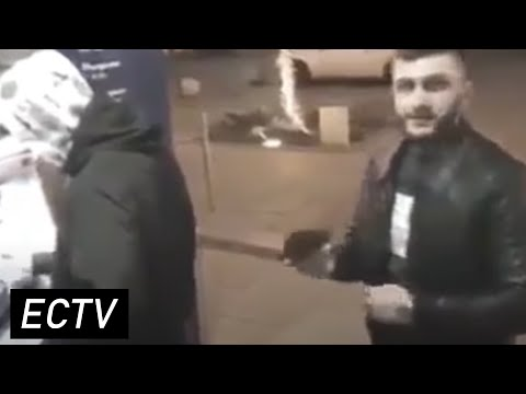 THIEVES CAUGHT RED HANDED / STEALING #10