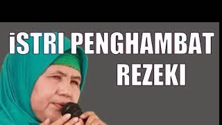 ISTRI PENGHAMBAT REZEKI   MAMAH DEDEH
