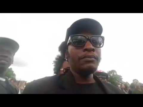 bugle - live at lambeth country show ( july 16 2017 ) rawpa crawpa vlog