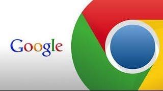 как убрать,поставить ссылки при включении Google Chrome