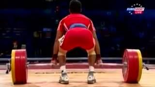 Чемпионат мира по тяжелой атлетике 2013!Мужчины 62 кг! Толчок