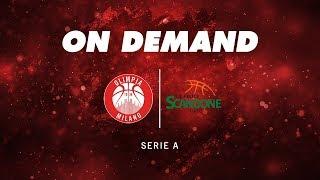 EA7 Olimpia Milano - Avellino On Demand thumbnail
