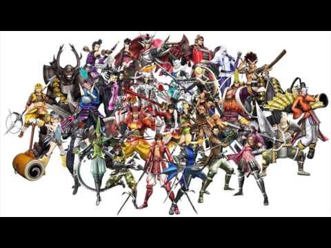 Sengoku Basara: Samurai Heroes OST Track 29 Extended