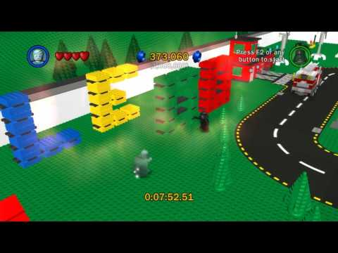 Let's Play Lego Star Wars: The Complete Saga - Bonus Room 6 - New Town