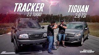 GM Tracker 2.0 Turbo Vs VW Tig…