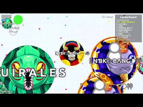 Agar.io - LEGENDARY HUGE *TRICKSPLIT* BAIT!! #INCREDIBLE UNCUT GAMEPLAY (Agar.io Uncut)