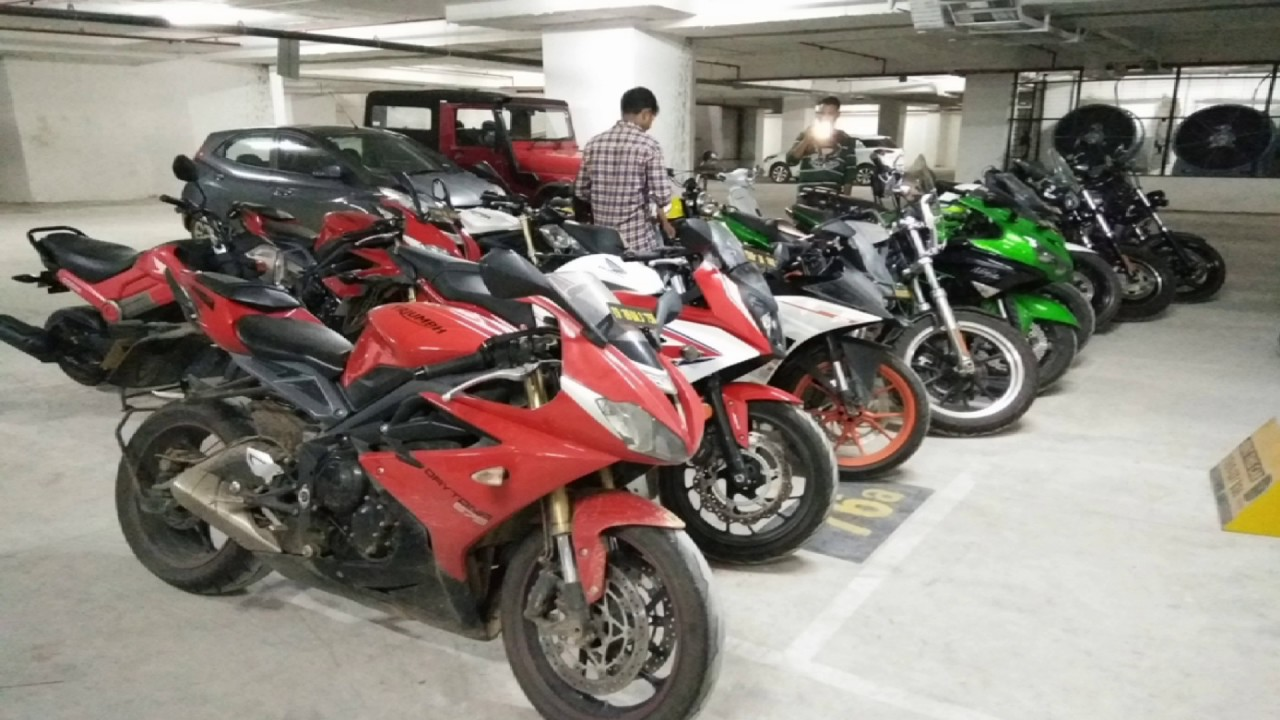 2017 driven - bikes & cars updated -hyderabad (bikes on rent) - youtube