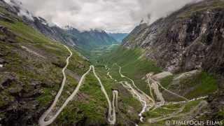 Timelapse adventure - Norway
