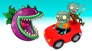 Plants vs Zombies 2 GW2 Toys PlayClayTV Aliexpress toy PVZ2 funny battle red Zombies