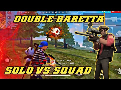 DOUBLE M82B ONLY IN SOLO VS SQUAD - ONIC JARS