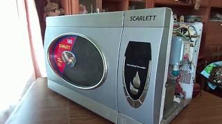 SCARLETT SC-1701. Микроволновка. Не открывается дверь. Что делать?