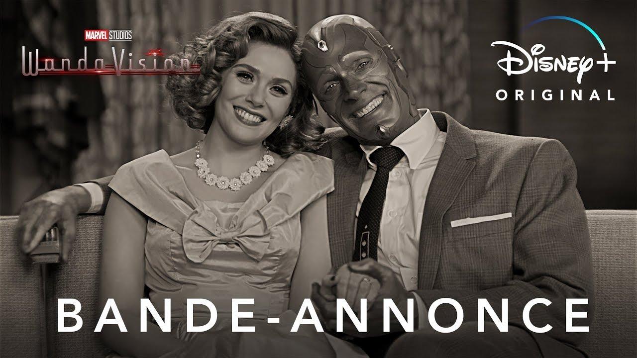 WandaVision - Première bande-annonce (VOST)   Disney+