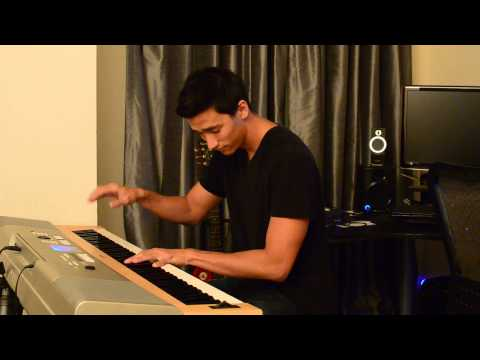 Explosions in the Sky - Your Hand in Mine (cover) piano - Eugene Godsoe